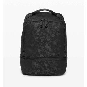 Lulu City Adventurer Backpack Mini Fragment Camo